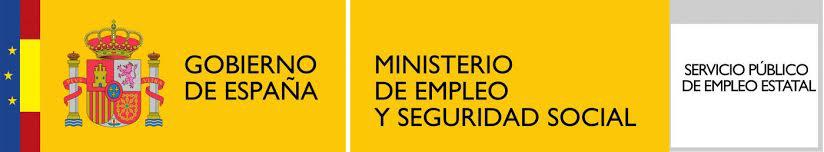 Ligazón á páxina web do Ministerio de Emprego e Seguridade Social